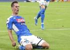 """Milikam sezonas pirmie divi vārti, """"Lazio"""" atspēlējas no 0:3"""