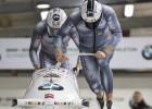 Vācijai pirmās četras vietas, Ķibermanim bronza 0,03 sekunžu attālumā