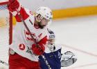 Sākas KHL pārbaudes mači: Daugaviņš vēl nespēlē, Tretjakam uzvara ar Sočiem