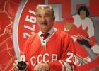 """Tretjaks: """"Sveicām Brežņevu, bet pretinieki nesaprata, kāpēc mačā 45 min. pauze"""""""