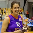 Lat-Est līgas Final 6 MVP: Ieva Krastiņa