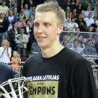 Aldaris LBL izslēgšanas turnīra vērtīgākais - Mareks Mejeris