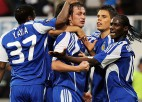 """Dynamo"" un ""Shakhtar"" uzvarētāju nenoskaidro"