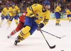 Zviedrija uzvar Baltkrieviju