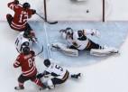 Hokeja saldais ēdiens - ceturtdaļfinālā Kanāda pret Krieviju