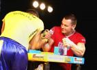 Amoliņš kļūst par pasaules čempionu armrestlingā