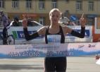 Fadejevs un Kažemāka uzvar Valmieras maratonā