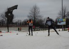 Video: SPORT2000 Slēpošanas sprints.