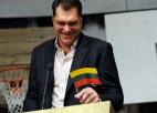 Lietuvas Basketbola federācijas ģenerālsekretārs apcietināts uz 20 dienām