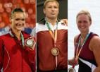 Latvija ar trim medaļām ierindojas 48. vietā pasaules Universiādē