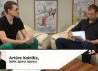Video: SA+ basketbols: Neredzamā puse jeb aģentu darbs