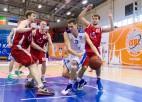 LU basketbolisti ISBL pusfinālā tiksies ar serbiem