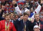 Savickis: Latviešu un krievu komanda Minskā izcīnīja kopīgu uzvaru