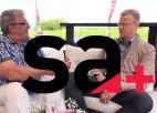 Video: G.Peders par mačiem, vieglatlētikas dzīvi kā arī jauno grāmatu...