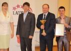 Latvijas 25. Universiādē triumfē LSPA un RTU