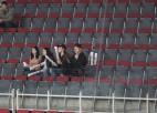 """Teksta tiešraide: Latvijā uz laiku aizliegti visi publiskie pasākumi, LBS atceļ """"play-off"""""""