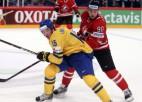 Zviedrija sastāva komplektāciju pabeidz ar 19. spēlētāju no NHL