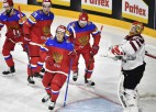 Punnenovs ielaiž četras ripas, Latvijai otrais sausais zaudējums