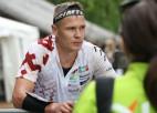 Orientierists Pauliņš ieguvis 20. vietu Pasaules čempionāta garajā distancē