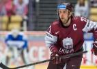 """Bukarts: """"Pametot """"Dinamo"""", galvenais mērķis bija atgriezties KHL kā importam"""""""