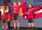 Svarcēlāja Ivanova izcīna U17 Eiropas čempionāta sudrabu