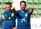 Anglija tiksies ar Spāniju UEFA Nāciju līgas mačā
