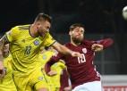Kazahstāna Nāciju līgas spēlei pret Latviju izsauc desmit čempionus no Astanas