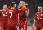 """""""Borussia"""" un """"Bayern"""" pēc pirmā apļa šķir seši punkti"""