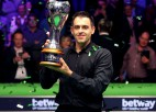 "O'Salivans iegūst septīto ""UK Championship"" titulu"