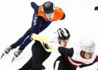 Krūzbergs izcīna astoto vietu Eiropas čempionāta 1000 metru distancē