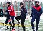 Jaunais futbolists Kovaļkovs uz pārbaudes laiku pievienojies Baltkrievijas klubam