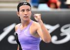 """Sevastova nogurdina Andresku un sasniedz """"Australian Open"""" trešo kārtu"""