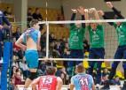 Sportacentrs.com TV: zelta sērija volejbolā, 1. līgas starts un Bagatskis pret Znaroku