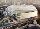 """""""Santiago Bernabeu"""" pēc rekonstrukcijas būšot labākais stadions pasaulē"""