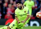 """""""Copa del Rey"""" finālā """"Barcelona"""" būs jāiztiek bez Svaresa"""