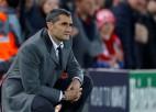 Valverde neatkarīgi no Karaļa kausa fināla iznākuma turpinās vadīt Barselonu