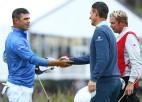 """""""US Open"""" trešā diena: Rouzs sadeldē Vudlenda pārsvaru, Kepka saglabā cerības"""