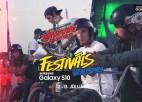 """Video: """"Ghetto Games"""" festivāls Ventspilī 12. un 13. jūlijā"""