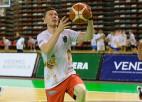 """Arī šovasar Valmierā norisināsies """"Brāļu Bertānu basketbola meistarklase"""""""
