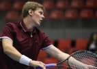 Latvijā norisinās nesankcionēts tenisa turnīrs