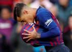 """Minhenes """"Bayern"""" un """"Barcelona"""" vienojas par Koutinju īri"""