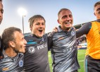 "Video: Futbolbumbu ""Extra"" Helsinkos: ""Riga"" dosies uz <i>Legoland</i>"