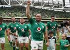 Īrija atkārtoti pārspēj Velsu un uz PK dosies kā ranga līderi
