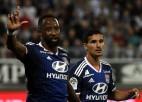 """Dembelē divi vārti, Lionas """"Olympique"""" pēc lieliskā sezonas sākuma klūp trešajā spēlē pēc kārtas"""