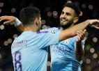 "Mančestras ""City"" sāk pārliecinoši, Oršičam <i>hat-trick</i> Zagrebas ""Dinamo"" uzvarā"