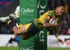 No Austrālijas padzītais Folau pievienojas Tongas regbija līgas izlasei