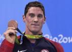 Olimpiskais čempions Dvaiers dopinga dēļ saņem 20 mēnešu diskvalifikāciju