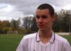 """Video: Zelmanis: """"Treneris ģērbtuvē labi motivēja; pret Nīderlandi prasīja spēlēt atklāti"""""""