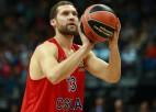 Medijs: Strēlnieks starpsezonā varētu pamest Maskavas CSKA
