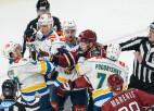 ''Dinamo'' trīs minūtēs izlaiž minimālu pārsvaru un atkal piekāpjas ''Sochi''